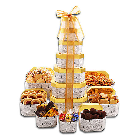 7-Tier Ultimate Holiday Tower