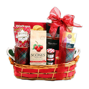 Christmas Morning Gift Basket