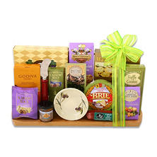 Alder Creek Springtime A Cut Above Gift Basket