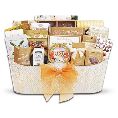 Executive gourmet gift basket sams club executive gourmet gift basket negle Image collections