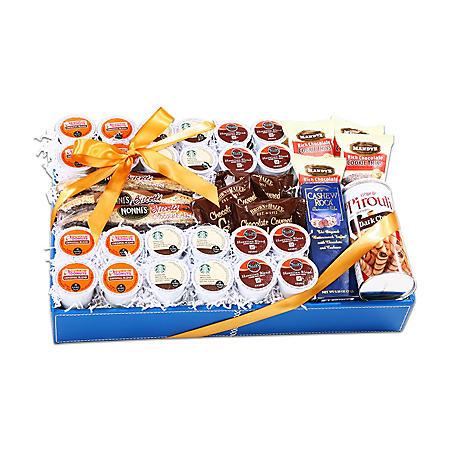 Alder Creek K-Cup Lovers Gift Basket