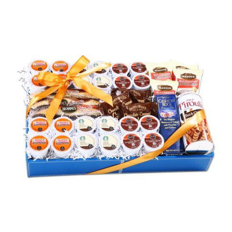 Alder Creek K-Cup Lovers Gift Basket