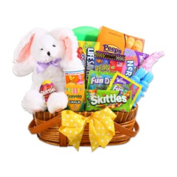 Alder Creek Large Easter Basket of Treats