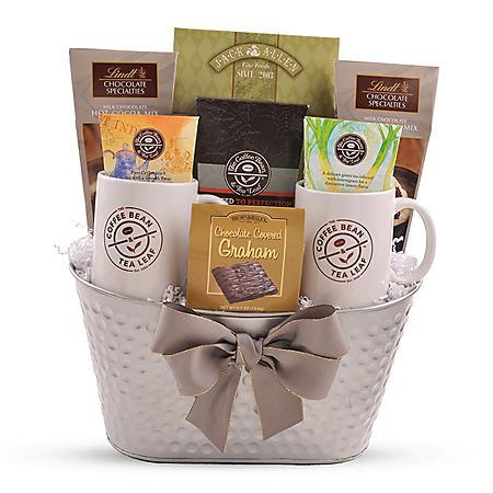 Coffee Break Gift Basket