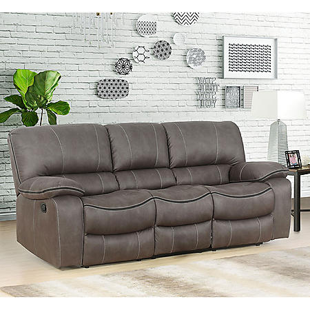 Theodore Fabric Reclining Sofa