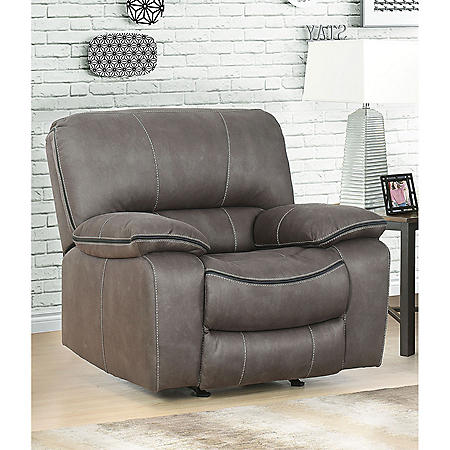 Theodore Fabric Rocker Recliner