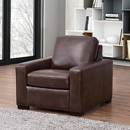 Rochester Leather Armchair