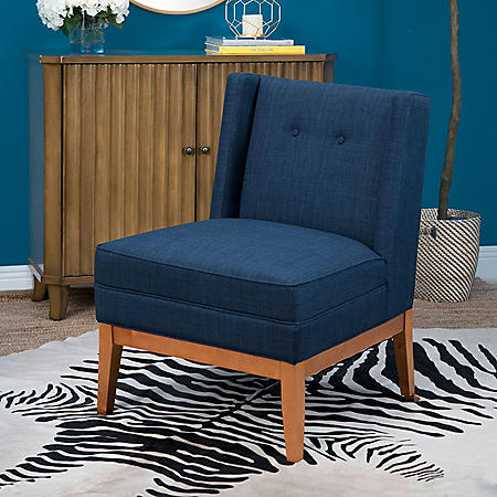 Dayton Mid Century Accent Chair (Assorted Colors)