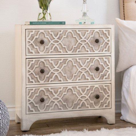 Loretta 3-Drawer Cabinet
