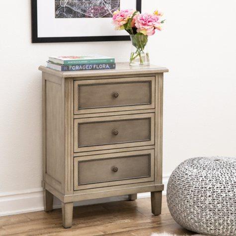 Renzo 3-Drawer Cabinet