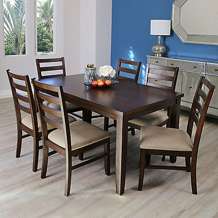 Cambria 7-Piece Dining Set