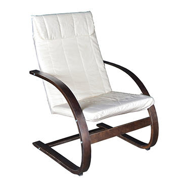 Niche Mia Bentwood Reclining Chair (Assorted Colors)