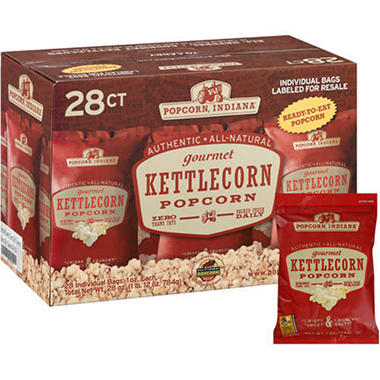 Popcorn Indiana Gourmet Kettlecorn 28 1oz