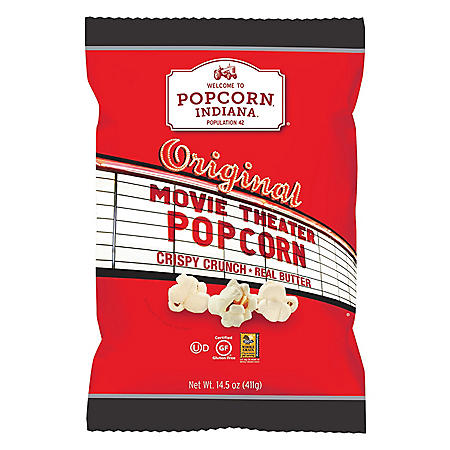 Popcorn Indiana Original Movie Theater Popcorn (14.5 oz.)