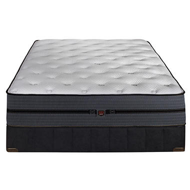 HD Super-Duty Essence Logan Plush Queen Mattress