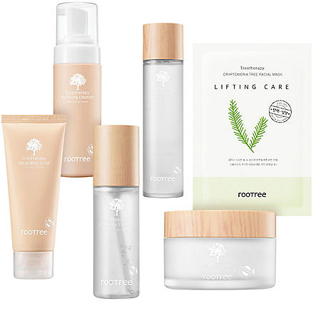 Rootree Cryptherapy K-Beauty Essentials