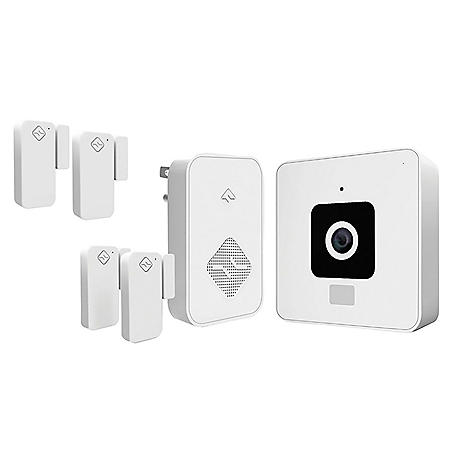 Complete Wireless Home Security System by SimplySmart Home