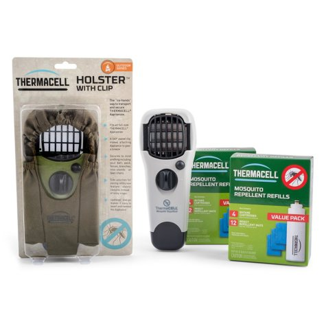 ThermaCell Garden Repeller Bundle