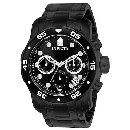 Invicta Men's Pro Diver Scuba Quartz Watch 48mm