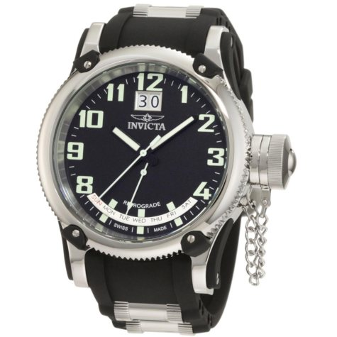 Invicta Russian Diver Retrograde Men's Watch