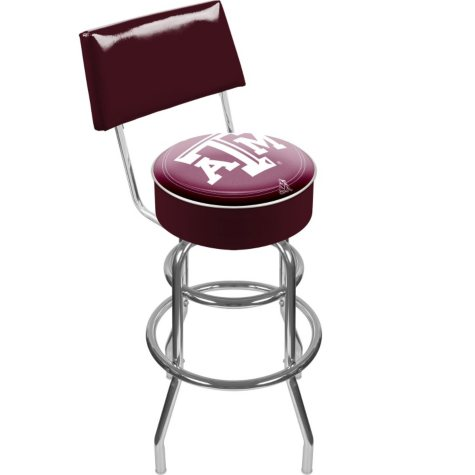 Texas A&M University Bar Stool