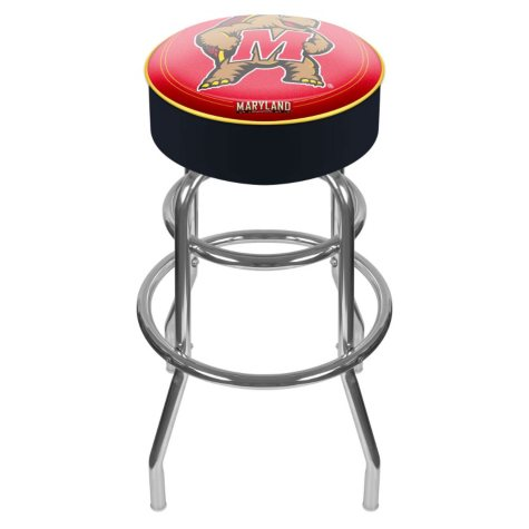 Maryland University Backless Bar Stool