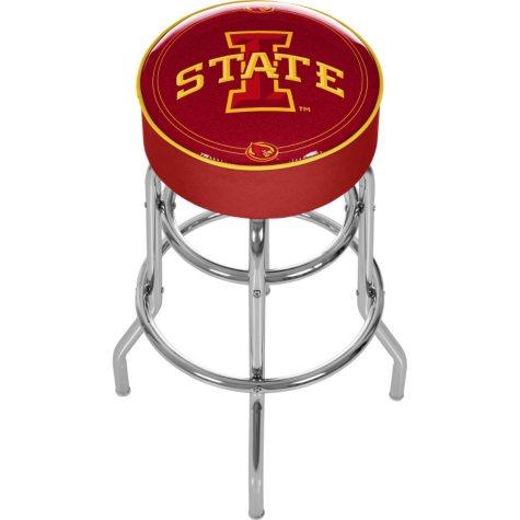 Iowa State University Backless Bar Stool