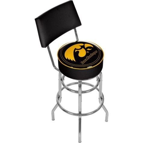 University of Iowa Bar Stool