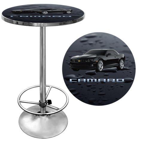 Black Camaro Pub Table