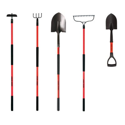 Black Decker Long Handled Garden Tools 5 pc Sams Club
