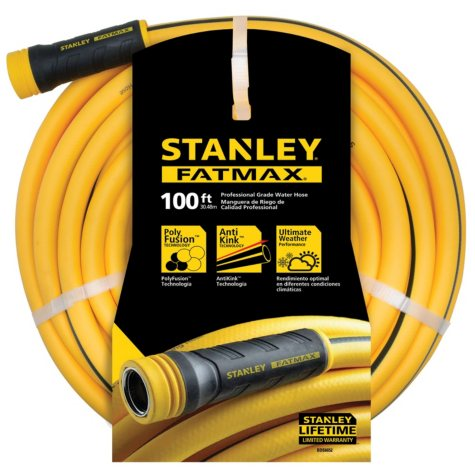 Stanley Fatmax Professional Grade Hose, 100'