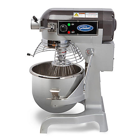 General Gem 20 Quart Planetary Mixer