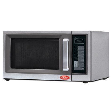 General Digital Touchpad Control Microwave