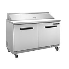 "Maxx Cold X-Series Sandwich and Salad Prep Station (48"")"