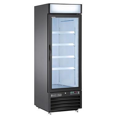 Maxxium X Series Merchandiser Refrigerator With Glass Door 23 Cu