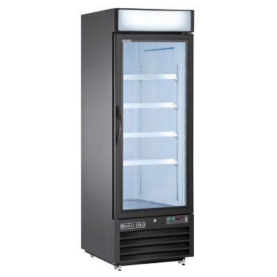 Maxxium X Series Merchandiser Refrigerator With Glass Door (23 Cu. Ft.)