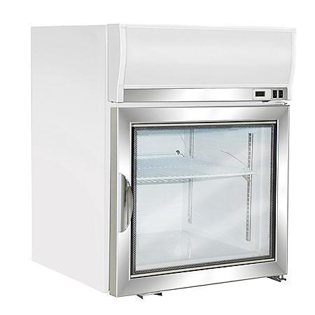 MXM1-2.5F Countertop Merchandiser/Freezer