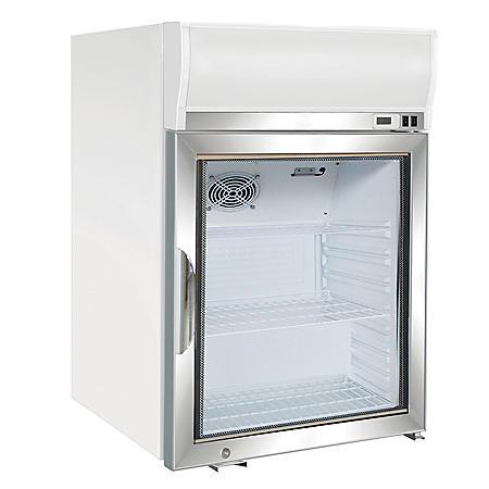 MXM1-4R Countertop Merchandiser/Refrigerator