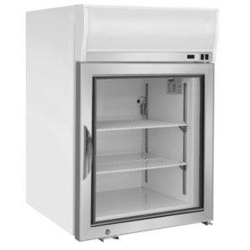 MXM1-4F Countertop Merchandiser/Freezer