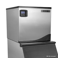 "Maxx Ice 22"" Wide 360 lb Full Dice Ice Machine"