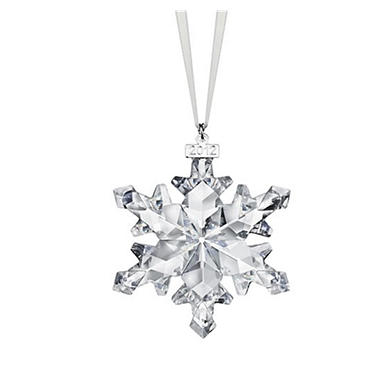 Swarovski 2012 Annual Edition Christmas Ornament