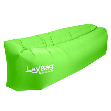 LayBag Inflatable Air Lounge Assorted Colors