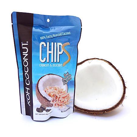 KOH Coconut Coconut Chips Chocolate Flavor (1.4 oz., 12 pk.)