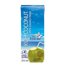 KOH Coconut 100% Coconut Water (8.45 fl. oz., 24 pk.)