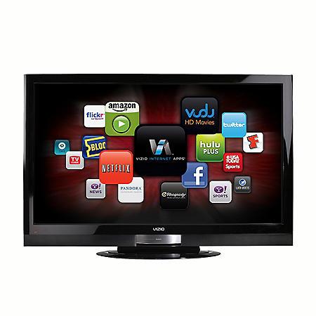 """37"""" Vizio VIA Edge Lit Razor LED LCD 1080p 120Hz HDTV"""