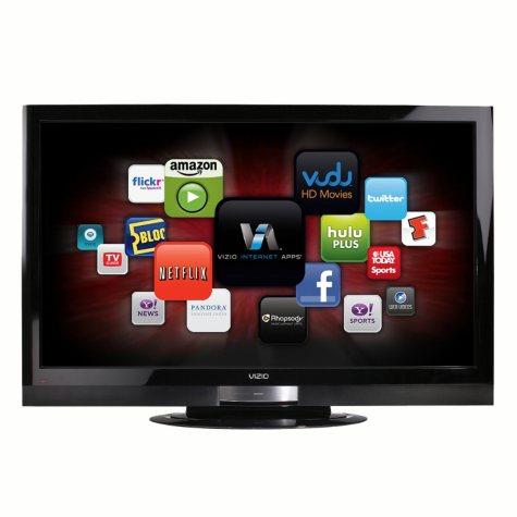 "55"" VIZIO Smart XVT Tru-LED LCD 1080p 240Hz SPS HDTV"