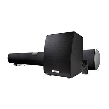 Vizio Soundbar With Wireless Subwoofer