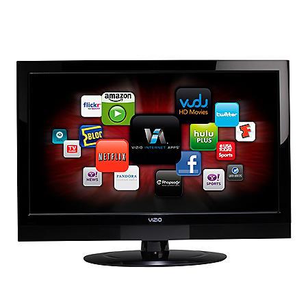 """55"""" Vizio VIA Razor LED 1080p 240Hz HDTV"""