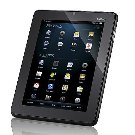 """8"""" VIZIO Wi-Fi Touchscreen Tablet"""