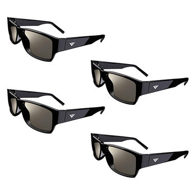 VIZIO Theater 3D Eyewear - 4 pk.